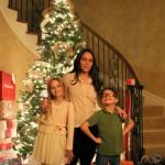 Kids and Paula
