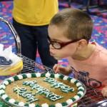 Josh cookie cake